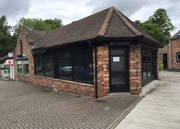 Thumbnail Retail premises to let in Former Brook Garage, Wilmslow Road, Prestbury, Cheshire East