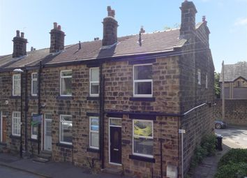 Thumbnail 2 bed end terrace house to rent in Back Clarence Road, Horsforth, Leeds
