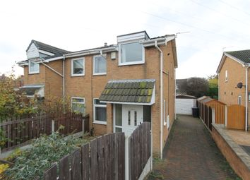 Thumbnail 3 bed semi-detached house to rent in Cloverlands Drive, Staincross, Barnsley