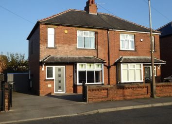 Thumbnail 3 bed semi-detached house for sale in Croftlands, Batley