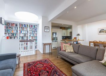 Thumbnail 3 bed flat for sale in Cormont Road, London