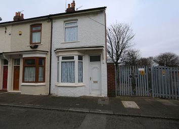 Thumbnail 2 bed end terrace house for sale in Cadogan Street, North Ormesby, Middlesbrough, Cleveland