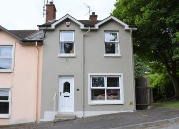 Thumbnail 3 bed end terrace house for sale in Castle Close, Gilford