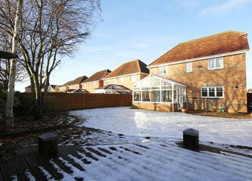 Thumbnail 4 bed detached house for sale in St. Stephens Close, Stockton-On-Tees, Durham