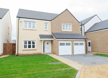 Thumbnail 5 bed detached house for sale in Calder Meadows, East Calder, West Lothian