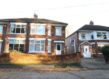 Thumbnail 3 bed semi-detached house for sale in Ings Road, Sutton-On-Hull, Hull