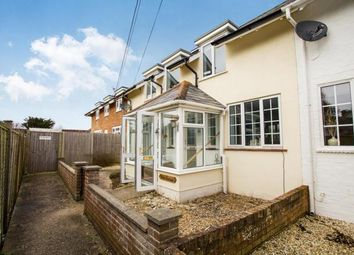 Thumbnail 3 bed terraced house for sale in Barton On Sea, New Milton, Hampshire