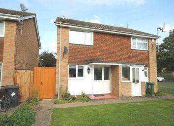 Thumbnail Semi-detached house to rent in Ashvale, Cambridge