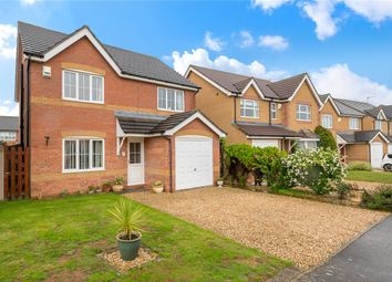 Thumbnail 4 bedroom detached house for sale in Bernicia Drive, Quarrington, Sleaford, Lincolnshire