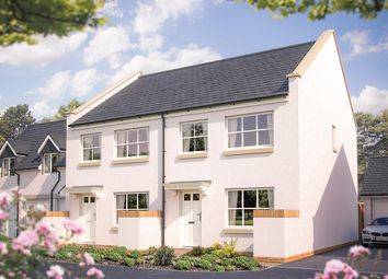 "Thumbnail 3 bedroom terraced house for sale in ""The Cranham"" at Oak Leaze, Patchway, Bristol"