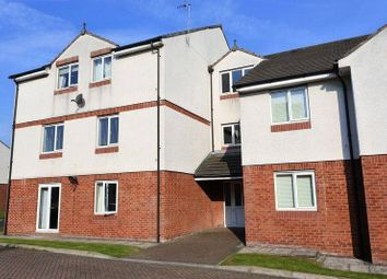 Thumbnail 1 bed flat for sale in 9 Argyll Drive, Carlisle, Cumbria