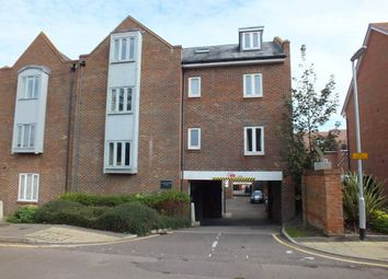 Thumbnail 2 bed flat to rent in Carrington Court, Royston, Hertfordshire
