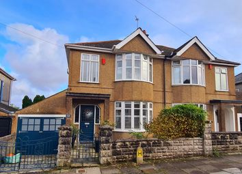4 bed semi-detached house for sale in Brynmoor Park, Plymouth PL3