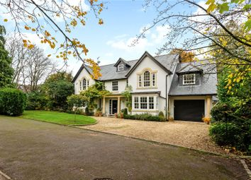 Thumbnail 6 bed detached house for sale in Rotherfield Road, Henley-On-Thames, Oxfordshire
