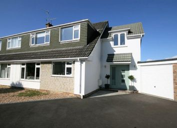 Thumbnail 5 bed semi-detached house for sale in South Western Crescent, Parkstone, Poole