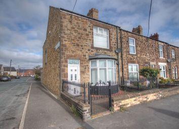 Thumbnail 2 bedroom terraced house for sale in Medomsley Road, Consett
