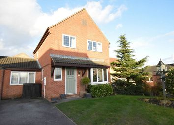 Thumbnail 3 bed detached house for sale in Helpston Close, Westhouses, Alfreton, Derbyshire