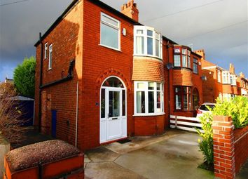 Thumbnail 3 bed semi-detached house to rent in Bonis Crescent, Stockport, Cheshire
