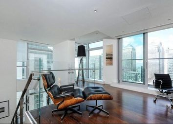 Thumbnail 2 bed flat to rent in Pan Peninsula, Milharbour, Canary Wharf, London