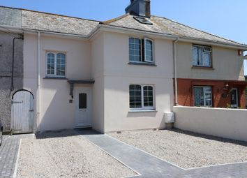 Thumbnail 3 bed terraced house for sale in Park View, Liskeard