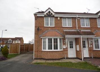 Thumbnail 3 bed semi-detached house to rent in Woodcock Way, Adwick-Le-Street, Doncaster