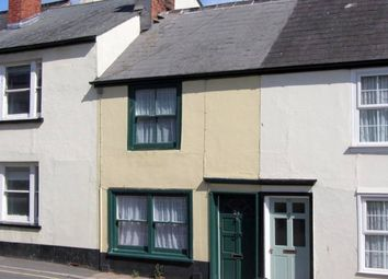 Thumbnail 2 bedroom terraced house for sale in Temple Street, Sidmouth