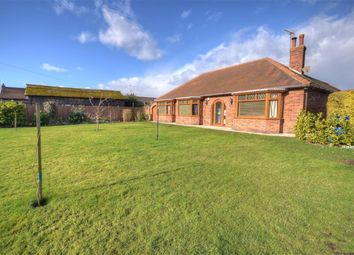 Thumbnail 3 bed detached bungalow for sale in Hornsea Road, Skipsea, Driffield