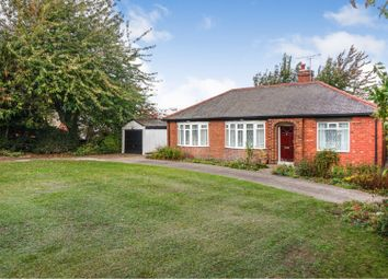 Thumbnail 2 bed detached bungalow for sale in Forge Hill Lane, Knottingley