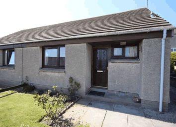 Thumbnail 1 bedroom semi-detached house for sale in 19, Pitfour Crescent, Fetterangus, Peterhead AB424El