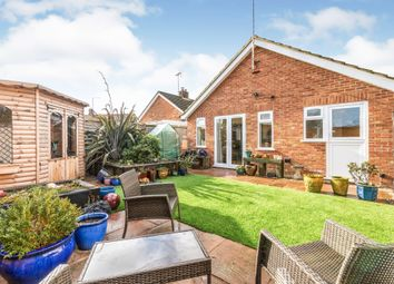 Thumbnail 4 bed bungalow for sale in Meadway, Market Deeping, Peterborough