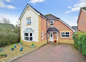 Thumbnail 4 bedroom detached house for sale in Nutham Lane, Southwater, West Sussex
