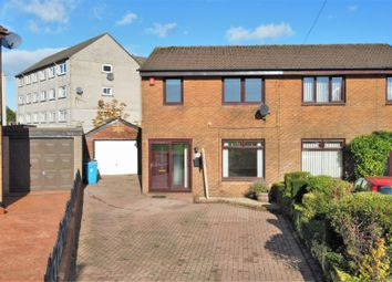 Thumbnail 3 bed semi-detached house for sale in Lyoncross Crescent, Barrhead