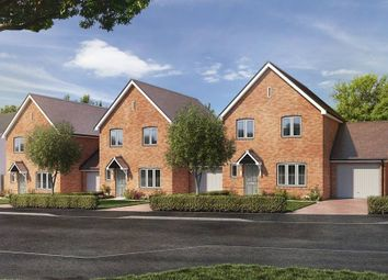 """Thumbnail 3 bed link-detached house for sale in """"The Himscot - Link Detached"""" at St. Legers Way, Riseley, Reading"""