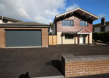 Thumbnail 5 bed detached house for sale in Church Road, Ashley, Market Drayton