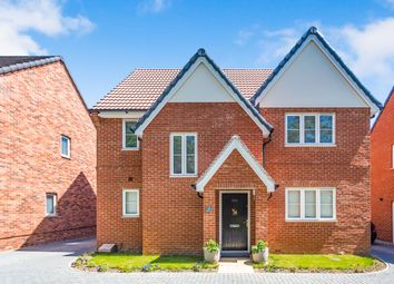 Thumbnail 4 bed detached house to rent in Millers Grove, Woodley, Reading