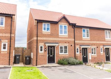 Thumbnail 3 bed semi-detached house to rent in Beechwood Grove, Colburn, Catterick Garrison