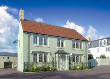 Thumbnail 4 bed detached house for sale in East Down Mews, Poundbury, Dorchester