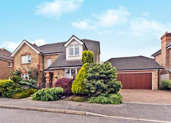 Thumbnail 4 bed detached house for sale in Fairfax Avenue, East Ewell
