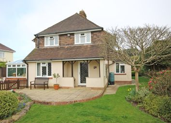 Thumbnail 4 bed detached house for sale in Hale Avenue, New Milton