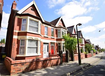 Thumbnail 4 bed semi-detached house for sale in Earlston Road, Wallasey, Merseyside