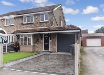 Thumbnail 3 bed semi-detached house for sale in Greenhow Close, Howdale Road, Hull, East Yorkshire