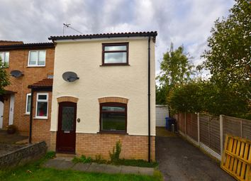Thumbnail 2 bed end terrace house to rent in Somersby Avenue, Walton, Chesterfield