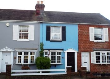Thumbnail 2 bed cottage to rent in Swanwick Lane, Lower Swanwick, Southampton