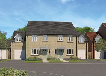 Thumbnail 3 bed semi-detached house for sale in Milton Hill, Milton, Abingdon