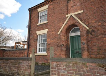 Thumbnail 2 bed end terrace house to rent in Victoria Street, Crewe