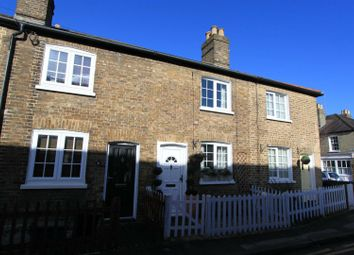 Thumbnail 2 bed terraced house for sale in The Folly, Hertford