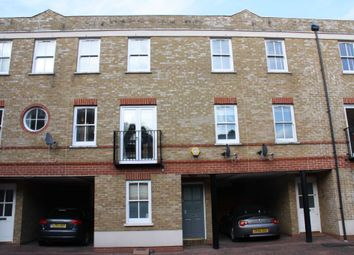 Thumbnail 3 bed town house to rent in Bromells Road, London