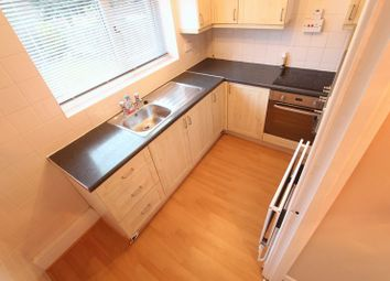 Thumbnail 1 bed flat to rent in Halidon Road, Hill View, Sunderland