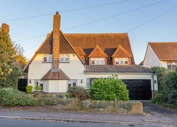 Thumbnail 5 bed detached house for sale in Chester Road, Chigwell