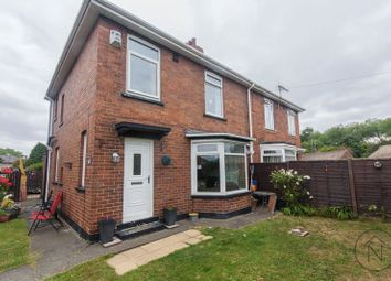 Thumbnail 3 bed semi-detached house for sale in Lincoln Crescent, Billingham